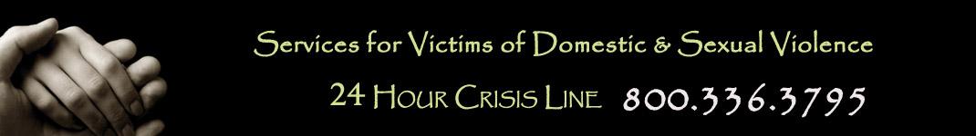 24 Hour crisis line